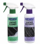 Nikwax Leather Cleaner + Restorer 2x300ml do skóry