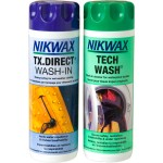 Nikwax Tech Wash 300ml + TX. Direct Wash-In 300ml