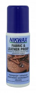 Nikwax Fabric & Leather Proof gąbka 125ml