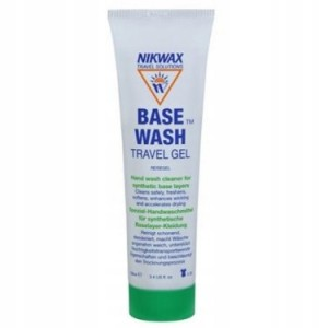Nikwax BaseWash Travel Gel 100 ml żel do prania