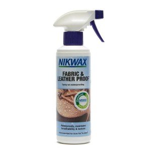 Nikwax Impregnat Tkanina i Skóra spray-on 300ml
