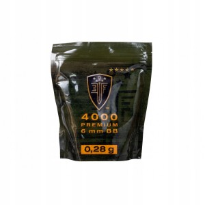 Kulki ASG Elite Force Premium 6 mm 0,28 g 4000 szt