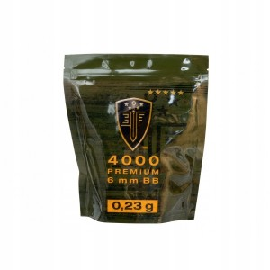 Kulki ASG Elite Force Premium 6 mm 0,23 g 4000 szt